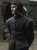 Game of Thrones S7 Bran Stark Leather Vest