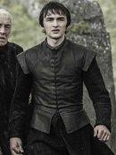 Game of Thrones Dragonstone Bran Stark Leather Vest
