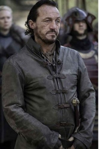 Bronn Leather Jacket From Game Of Thrones