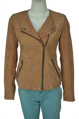 Linda Cardellini Dead to Me Judy Hale Leather Jacket