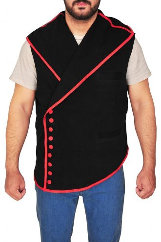 Steam Powered Giraffe Rabbit Costume Vest