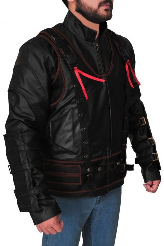 Tom Hardy The Dark Knight Rises Bane Cosplay Jacket