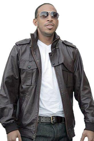 American Rapper Ludacris Public School Jacket