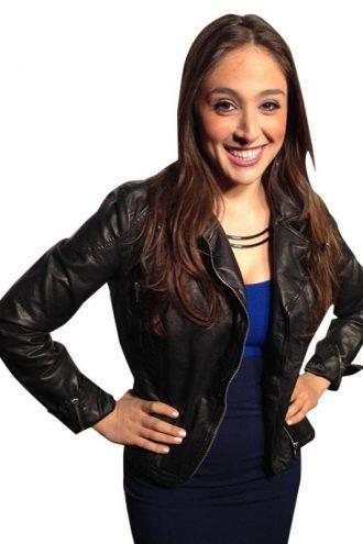 Danielle Robay Red Carpet Jacket