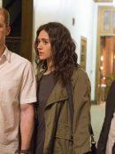 Emmy Rossum Fiona Gallagher Shameless TV Series Coat