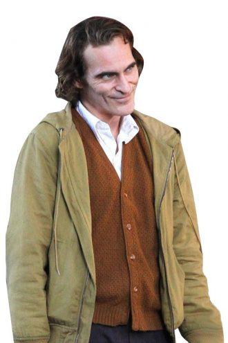 Joaquin Phoenix Cotton Jacket in Joker 2019
