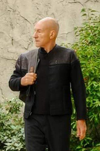 Patrick Stewart Jean-Luc Picard Jacket in Star Trek: Picard