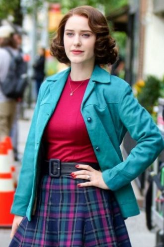 Rachel Brosnahan The Marveleous Maisel Jacket
