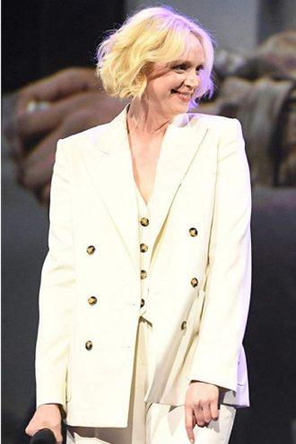 The Last Jedi Gwendoline Christie Coat