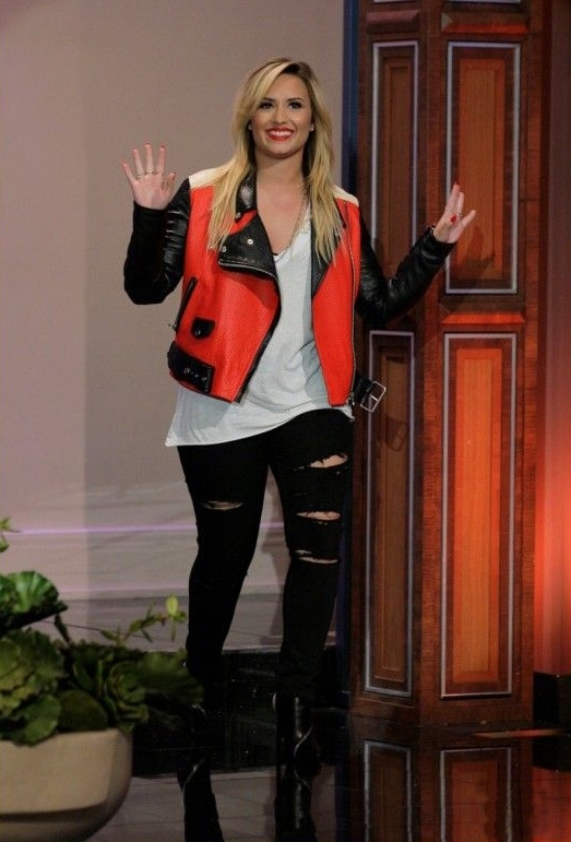 Lovato Motorcycle Leather Jacket