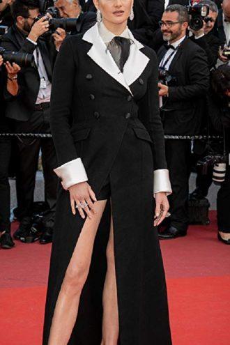 Shailene Woodley Coat