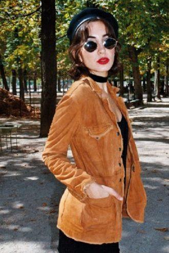 Taylor Swift 'Miss Americana' Cotton Jacket