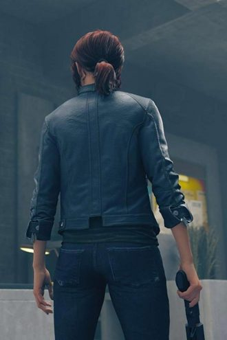 Control Jesse Faden Jacket
