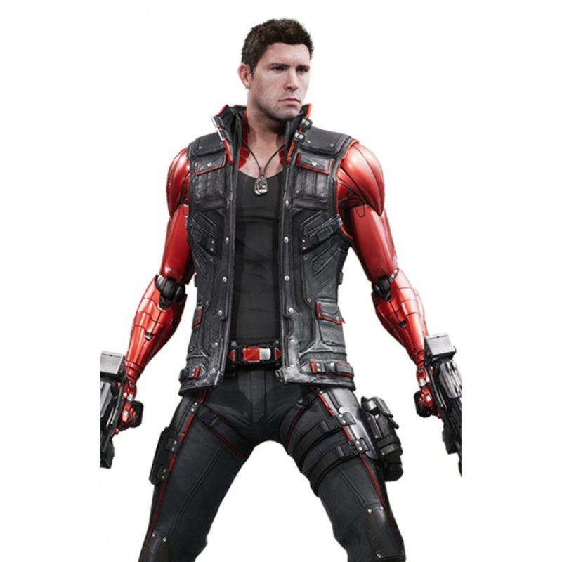 Twinblast Paragon Shooter Leather Vest