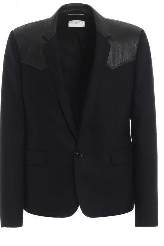 Classic pure wool Blazer For Men