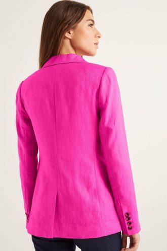 Carrington Linen Blazer