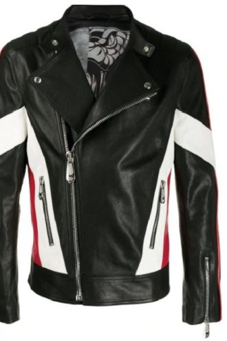 Men's Trendy Biker Jacket