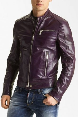 ens-purple-faux-leather-jacket