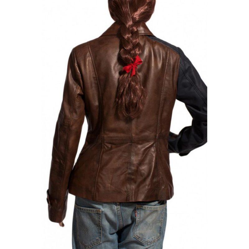 Amanda Rosewater Defiance Leather Jacket