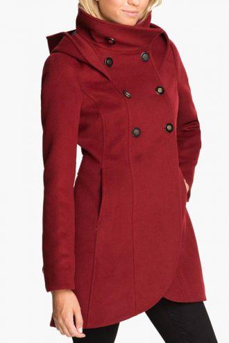 Emma-Swan-Jennifer-Morrison-Red-Trench-Coat