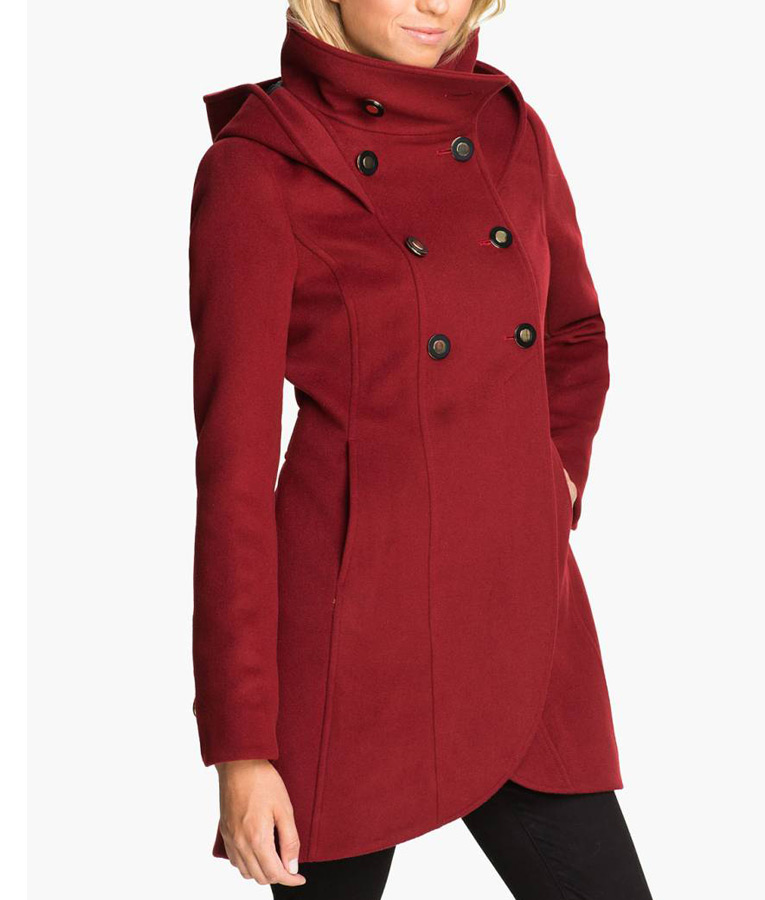 Emma-Swan-Jennifer-Morrison-Red-Trench-Coat
