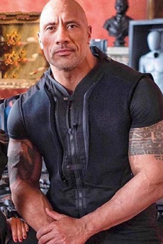 Dwayne Johnson Fast And Furious 9 Vest