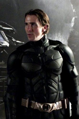The Batman Christian Bale Leather Jacket 2021